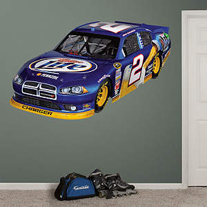Brad Keselowski #2 Car 2012 Fathead Wall Decal